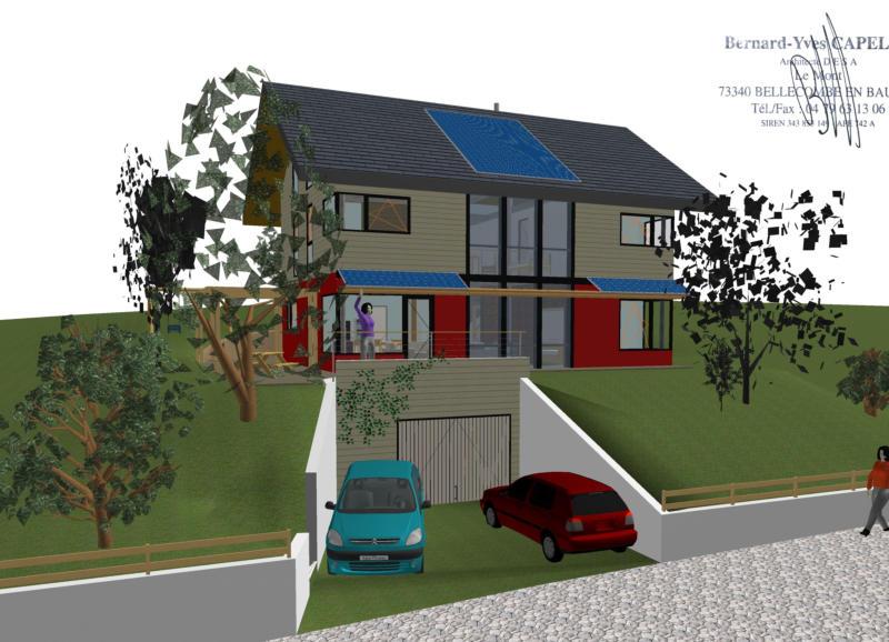 Maison nezrouge permis de construire document for Pcmi6 permis de construire