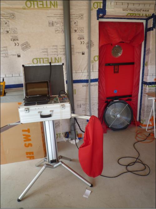 maison nezrouge bureau d 39 tude blower door test infiltrom trie et tanch it l 39 air de. Black Bedroom Furniture Sets. Home Design Ideas