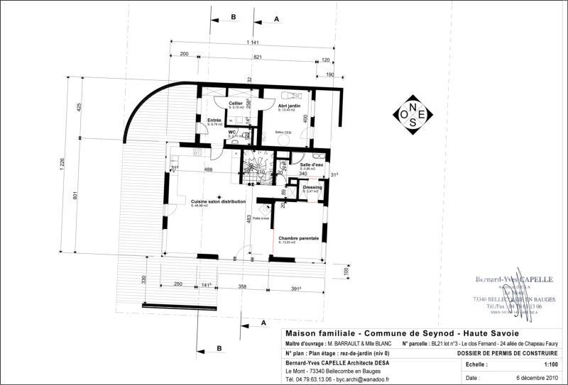 Maison nezrouge permis de construire plans des for Permis de construire une maison individuelle