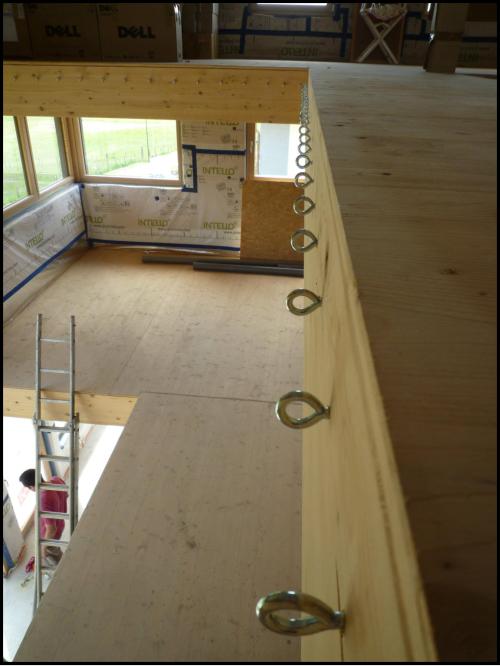 maison nezrouge second uvre mezzanine et filet d 39 int rieur. Black Bedroom Furniture Sets. Home Design Ideas